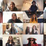 Chorale virtuelle pour les 20 ans de l'option musique du Lycée Millet