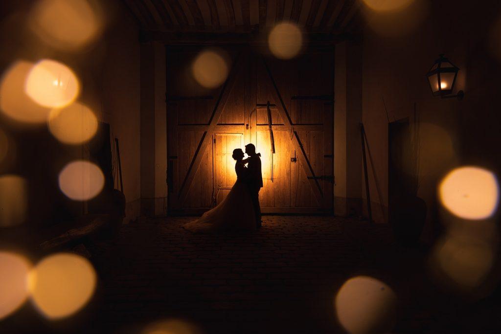 Photo de mariage au domaine de Quincampoix en île-de-France