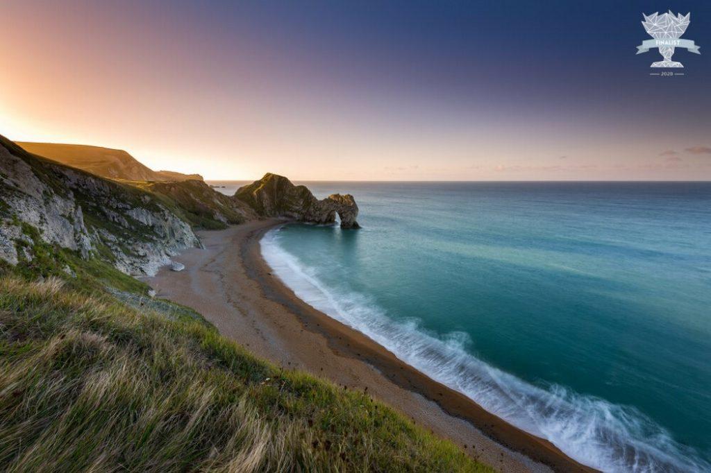Photo de paysage finaliste d'un concours photo : plage en Angleterre