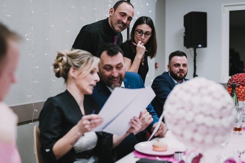 Jeu de mariage : quizz des mariés