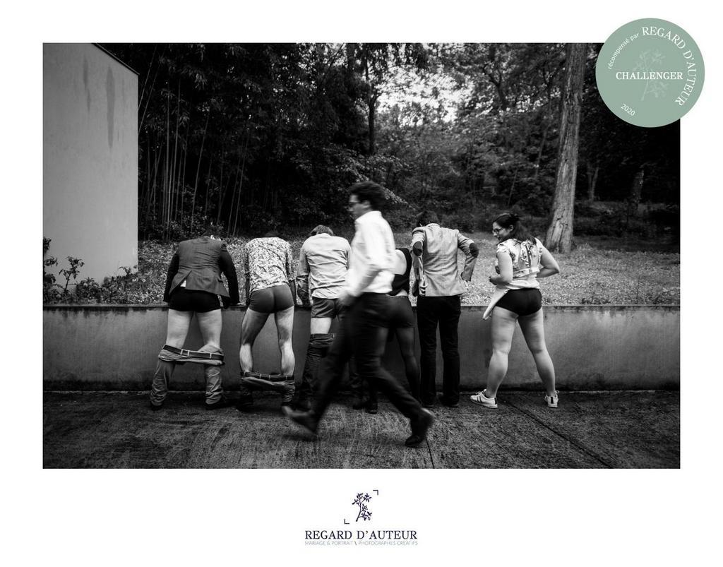 Septembre 2020 : 2 photos de mariage récompensées