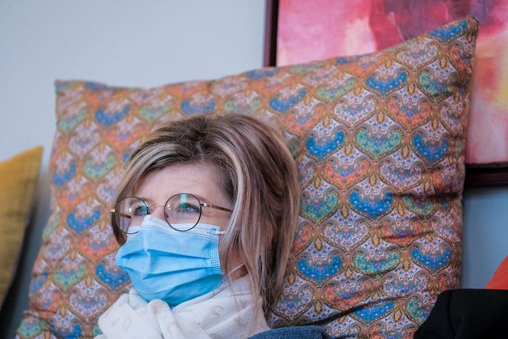 Portrait de Mélodye Huet photographiée par Rocio Vega