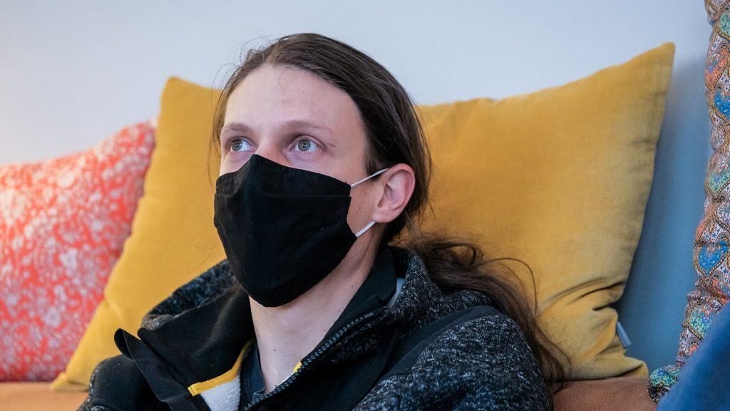 Portrait de Xavier Martyn photographié par Rocio Vega