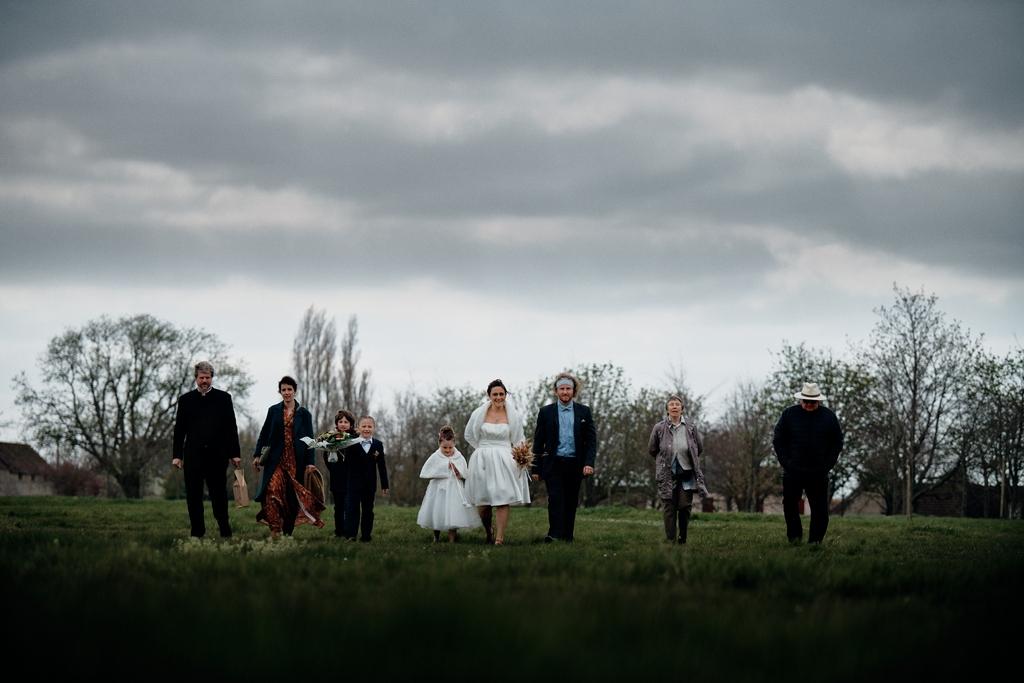 Mariage covid et photos de groupe : comment respecter les gestes barrières et éviter le cluster ?